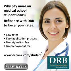 medical student loan refinancing