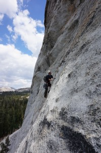 West Crack, Tuolumne