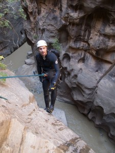 Come get my money or I'm just going to buy some more canyoneering gear with it.