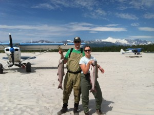 Fly-in Fishing in Alaska: There are some rewards to having a bush pilot father