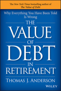 value of debt in retirement