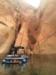 Pay off your loans so you can buy a boat and spend your time canyoneering