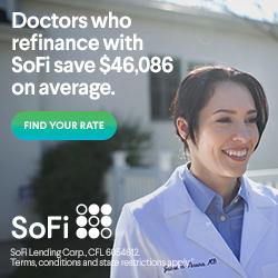 SoFi Refinancing Bonus