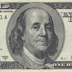 In this world nothing can be said to be certain, except death and taxes.- Ben Franklin