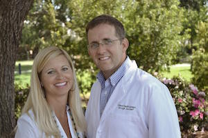Mikki and John Ramey, MD