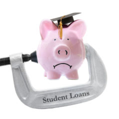 Do your student loans have you in a vice? Refinance them!