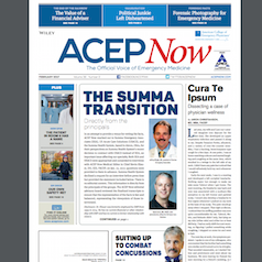ACEP NOW Magazine