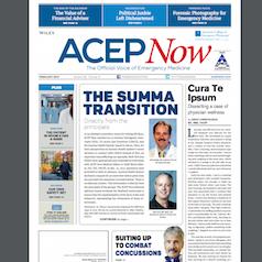 ACEP NOW Magazine