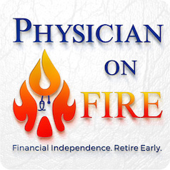 Physician on Fire Logo