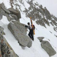 Pfeifferhorn ascent