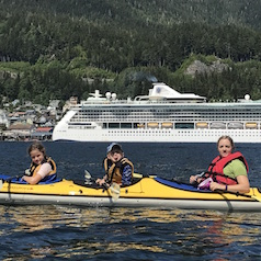 Ketchikan Alaska Sea Kayaking