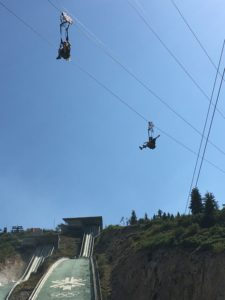 Mountain Top Ziplines