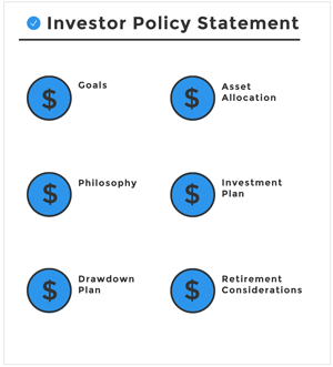 investing personal statement