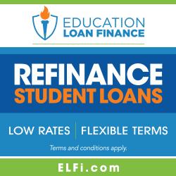 ELFI Refinancing Bonus
