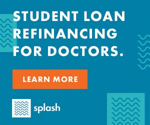 Splash Refinancing Bonus