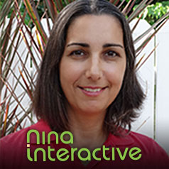 Nina Interactive Web Design