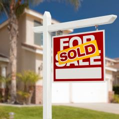 physician home mortgage sold home