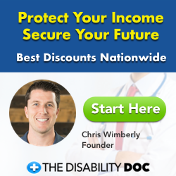 disability insurance disability doc