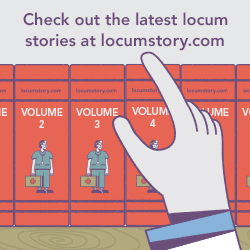 locums tenens physician side histle