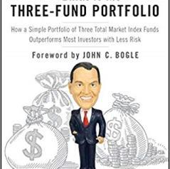 boglehead three fund portfolio taylor larimore