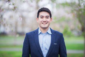WCI Scholarship Benjamin Wang