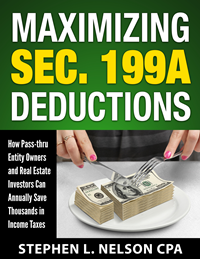 sec 199a pass through deduction