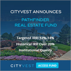 cityvest pathfinder real estate fund