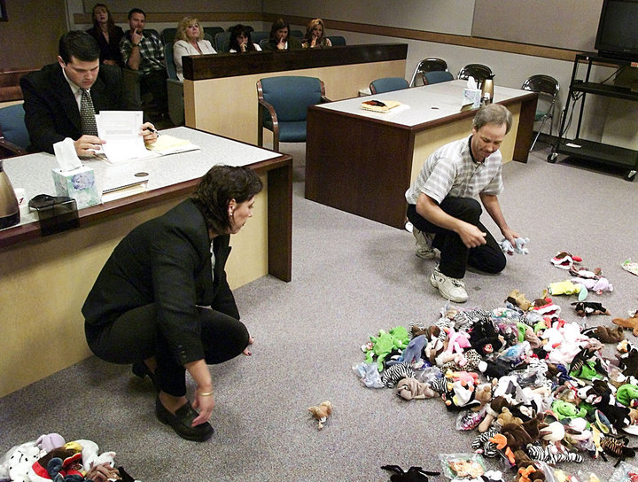 Beanie Baby Divorce Court