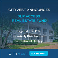 Cityvest real estate fund