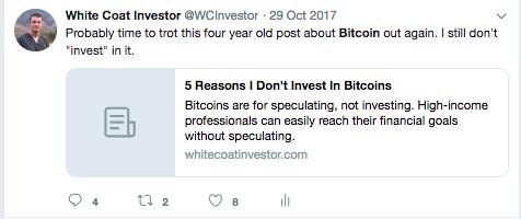 WCI On Bitcoin # 1