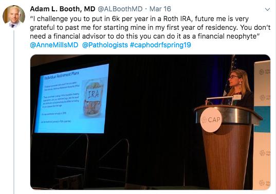 financial educator