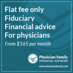 physician income