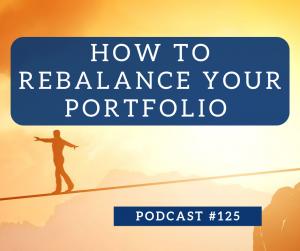 how to rebalance a portfolio