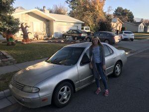 20 year old car