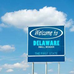 delaware bank accounts