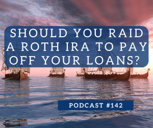 taking money out of ira to pay debt