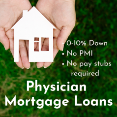 physician mortgage loan