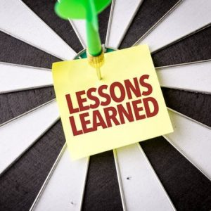 financial lessons covid
