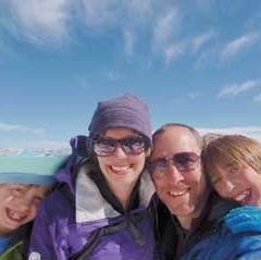 family of four budget