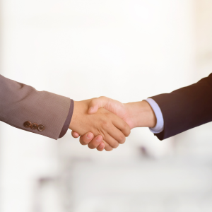 financial advisor negotiating