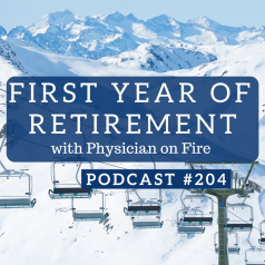 first year of retirement